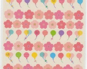 Sakura Stickers - Cherry Blossom Stickers - Kawaii Japanese Stickers - Reference C6215-16