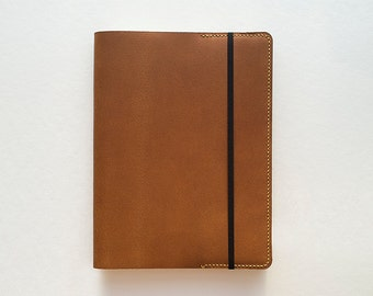 Moleskine Leather Cover 004 - Extra Large