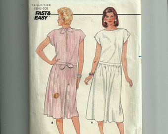 Butterick Misses'  Dress Pattern 6440