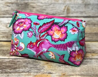 Tula Chipper Bag | Large Cosmetic Bag | Makeup Bag