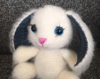 little bunny crochet pattern
