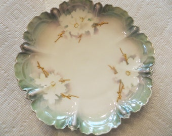 Lovely RS Prussia Porcelain Plate