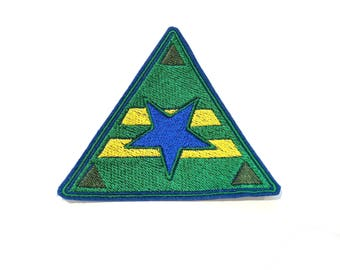 Browncoats uniform embroidered iron on patch