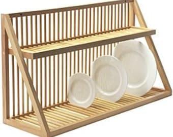 Plate /crockery display - Free worldwide shipping
