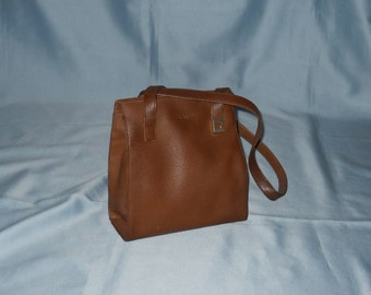 Authentic vintage Gherardini bag! Genuine leather!