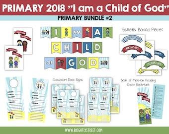 I Am A Child of God Bundle Packet #2