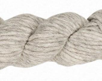 Amano Puyu Yarn - Baby Alpaca\Mulberry Silk Blend - Bulky - Fog\Beautiful Alpaca Silk Yarn Blend