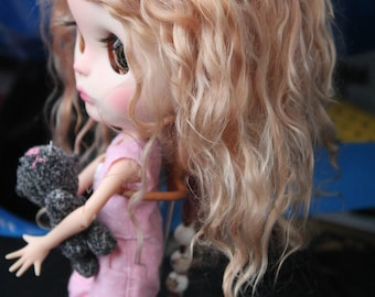 doll wig Blythe (25sm) sold out\for order