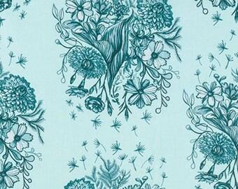 Anna Maria Horner Mod Corsage Cotton Fabric Canada/ half yard