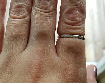 Custom size || Stacking rings