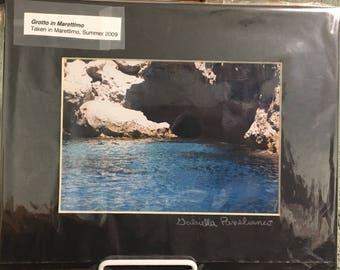 Grotto in Marettimo
