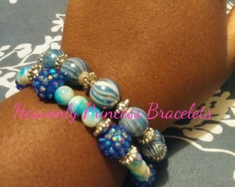 Heavenly Princess Bracelet Set