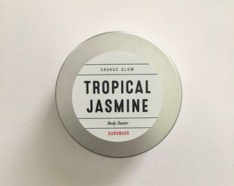 Tropical Jasmine Body Butter