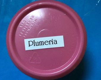 Plumeria (scented!)