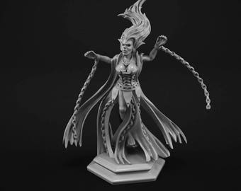 Tabletop Wargaming rpg banshee miniature 28mm
