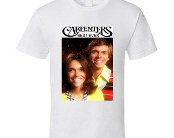 Carpenters Best Ever T Shirt