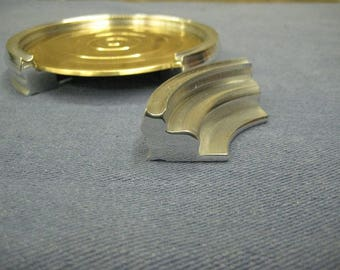 "Coaster ""Cat Ring""(duralumin and bronze)"