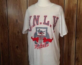 Vintage 90s UNLV Tshirt