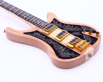 Lemmy Kilmister MOTORHEAD miniature guitar