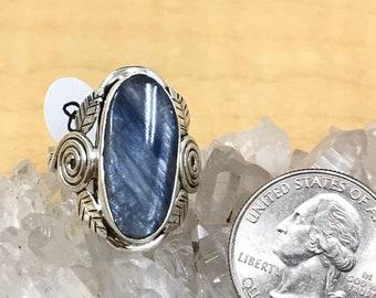 Kyanite Ring Size 8