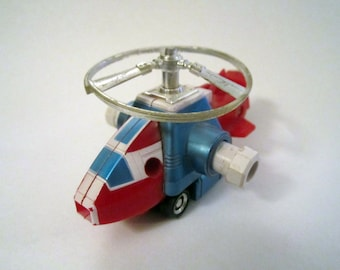 Vintage Voltron Vehicle Helicopter 1982 Bandai Dairugger