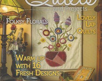 Primitive Quilts and Projects ~ Spring 2018