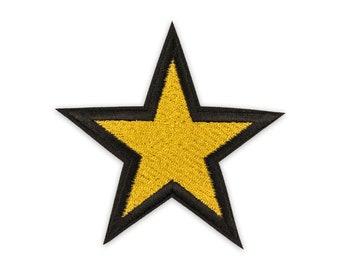 Ironing/Application star Yellow
