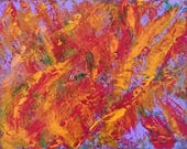 11x14 Modern abstract Ori...