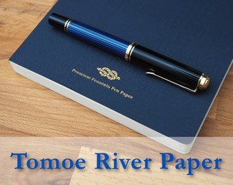 Taroko Enigma A5 Notebook V4 with Tomoe River Paper /WHITE