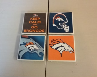Denver Broncos kitchen magnets