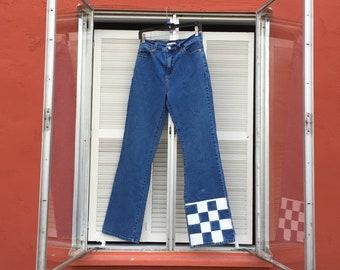 Racer Jeans
