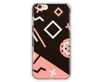 Hipster Phone Case for iPhone 8 / iPhone 8 Plus  / iPhone 8 x / Samsung S8 / Samsung S8 edge