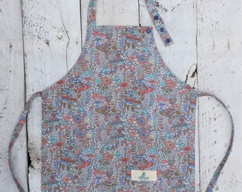 Children's Apron for Cooking and Artwork