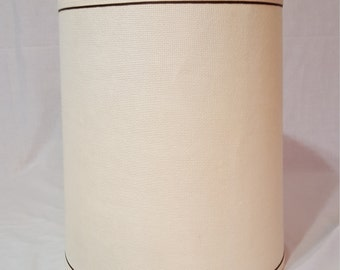 Vintage, drum shade