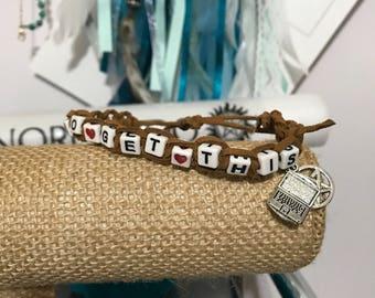 So Get This bracelet