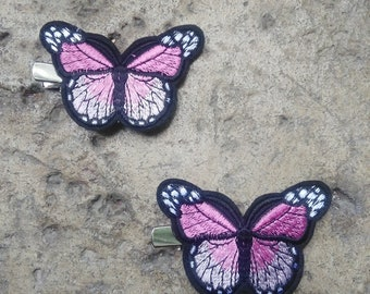 Butterfly Hair Clips, Butterflies, Butterfly, Butterfly Accessories, Girls Hair Accessories, Hair Clip, Women