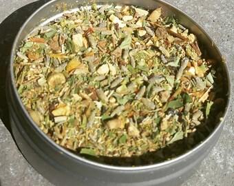 Dream Herbal Tea - Sleep Tea - Rest and Relax Tea - Organic Herbal Tea - Calming Tea