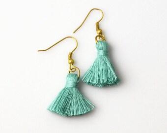 Vittas Earrings - Tassel Earrings - Boho style