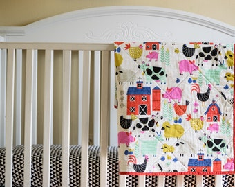 The Farmhouse Quilt