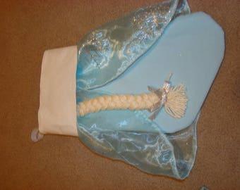 """Disney's """"Frozen""""-inspired Elsa Christmas Stocking"""