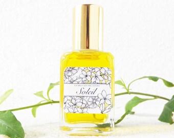 Soleil-Botanical Perfume -Roll on -15ml