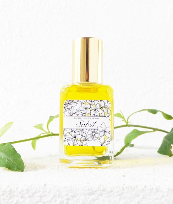 Soleil-Botanical Perfume -Roll on -15ml