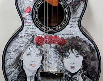 Dreamboat Annie, Heart, Ann and Nancy Wilson, Women who rock