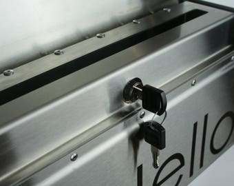Locking option for LOUIS S,B and W  #147LS