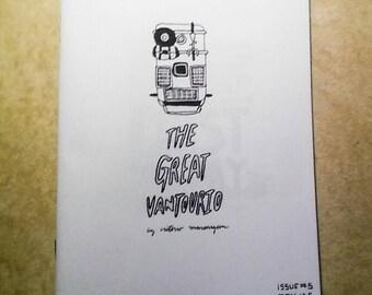 The Great Vantourio - issue 5