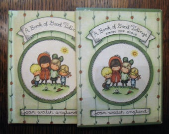 A Book of Good Tidings from the Bible -  Joan Anglund - 1965