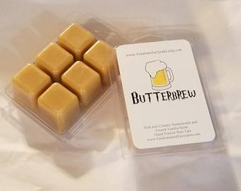Butterbrew Wax melts, Butterbrew Wax tart, Butterbrew Scented Wax