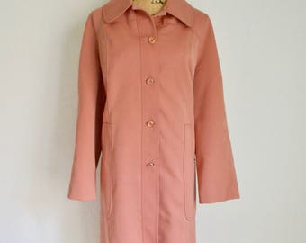 Forecaster of Boston Rain Coat Dusty Rose