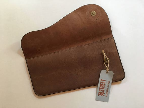 Evening Clutch, Hand Purse, Retro Clutch, Handmade Clutch, Genuine Leather Camel Clutch, Cocktail Purse,