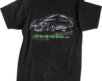 Porsche - May the PORSCH be with you